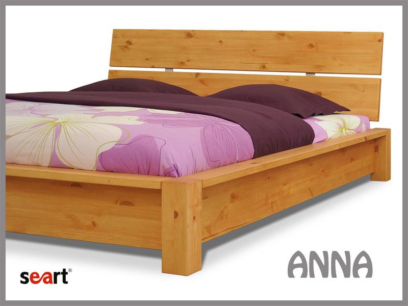 Jaksi vybrat postel z dřevěného masivu