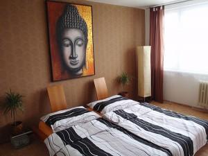 Ubytování v penzionu v Praze